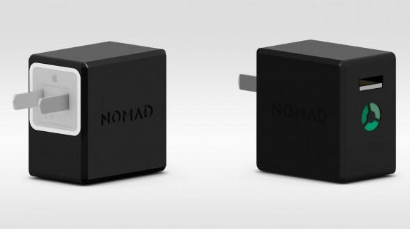 NomadPlus شارژر باتری قابل حمل را برای آیفون ارائه می دهد