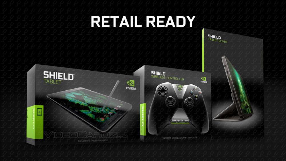 تازه ترین جزئیات فاش شده تبلت Nvidia SHIELD