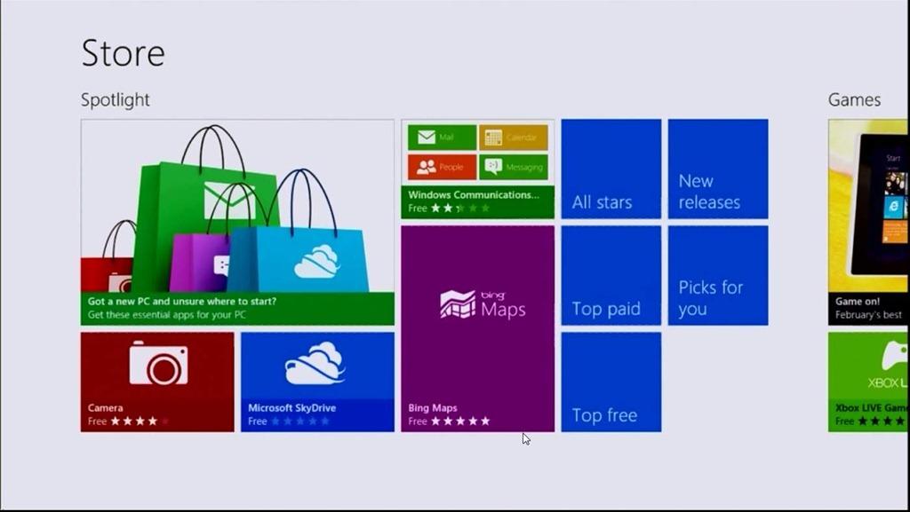۳ میلیارد کاربر ویندوز ۱۰ از Store استفاده می کنند
