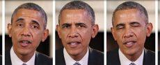 نرم افزار جنجالی که به جای اوباما حرف می زند