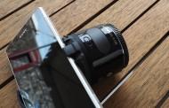 Olympus Air لنز دوربینی است که با گوشی هوشمند شما جفت می شود