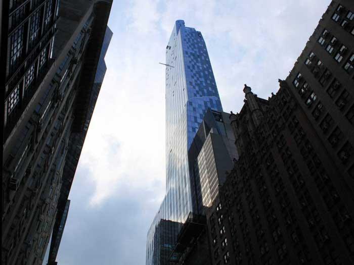 گرانترین آپارتمان واقع در نیویورک با قیمت ۱۰۰ میلیون دلار در کتاب رکوردهای گینس ثبت شد