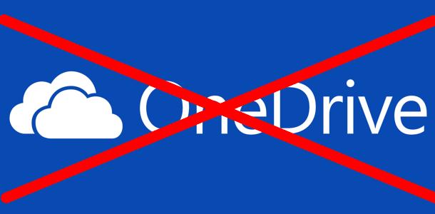 آموزش غیر فعال کردن OneDrive در ویندوز ۱۰