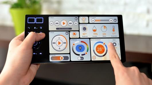 سیستم خانگی هوشمند oomi بدون نیاز به گوشی های هوشمند