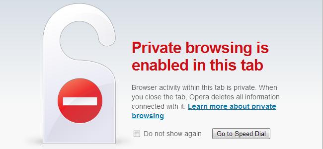 شیوه بهینه سازی مرورگر اپرا برای محافظت حداکثری حریم خصوصی