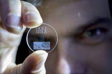 ساخت هارد دیسک ۲۰ ترابایتی با شیشه!
