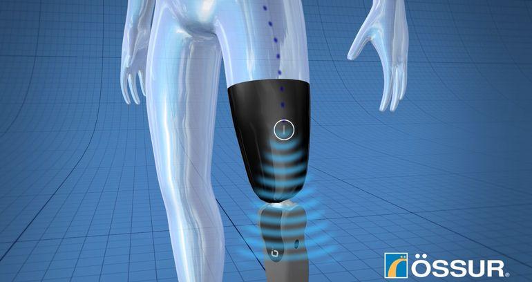 دانشمندان موفق به ساخت پای پروتزی مصنوعی شدند که با ذهن کنترل می شود
