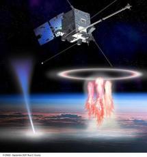 ماهواره رصد رعد و برق