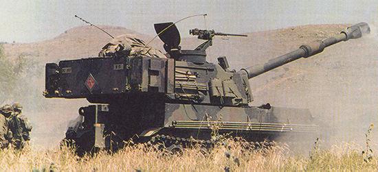 M-109A6 Paladin: