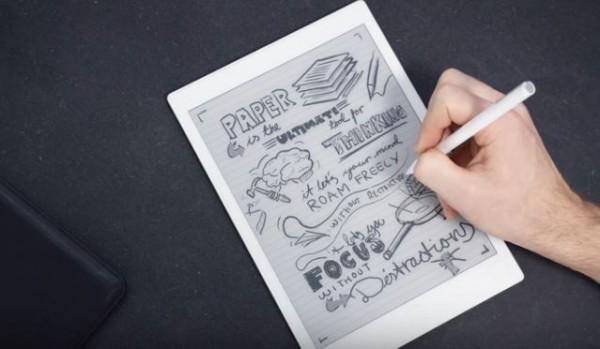 تبلت کاغذی remarkble