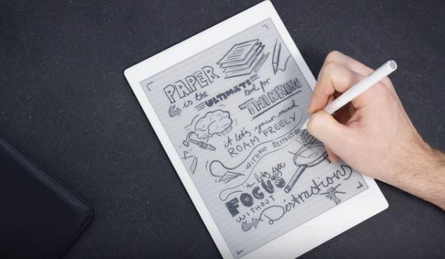 Remarkable؛ تبلت های کاغذی در راه بازار