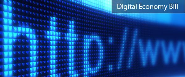 قانون اقتصاد دیجیتالی