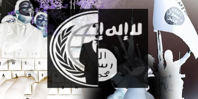 اعلان جنگ هکرهای ناشناس به القاعده و داعش