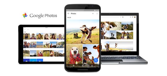 نحوه آپلود عکس و ویدئو از دسکتاپ در Google Photos