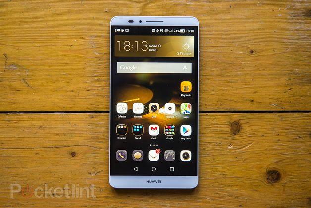 Huawei Mate 8 می تواند بهترین فبلت سال لقب بگیرد