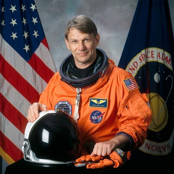 این آخرین پیام پیش از مرگ فضانورد پیرس سلرز است