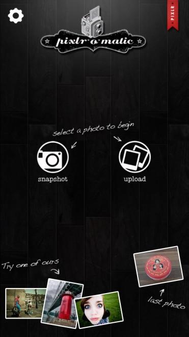 """اپلیکیشن """" Pixlr-o-matic """"،بهترین ویرایشگر عکس و اطلاعات شخصی در اندروید"""