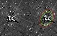 اولین تصویر از قمر های سیارۀ پلوتو