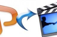 آموزش تبدیل فایل PowerPoint به video