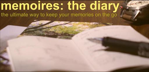 Memories: The Diary یک دفترچه خاطرات تمام عیار