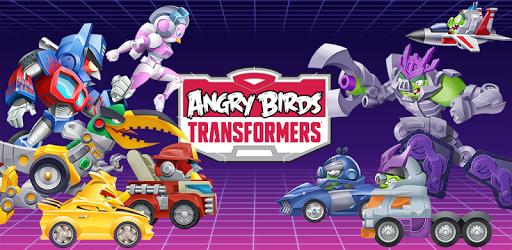 Angry Birds Transformers تجربه جدیدی از بازی انگری بردز