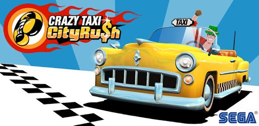 Crazy Taxi City Rush تاکسیرانی از نگاهی دیگر!