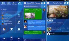 اپلیکیشن Playstation برای اندروید و iOS