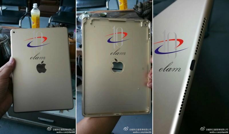 تصاویر جدیدی از iPad Air 2 فاش شد!