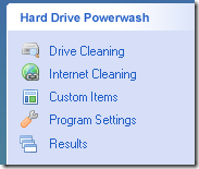 Hard Darive PowerWash