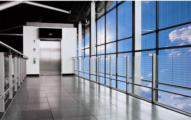 تبدیل پنجره به پنل تولید برق خورشیدی