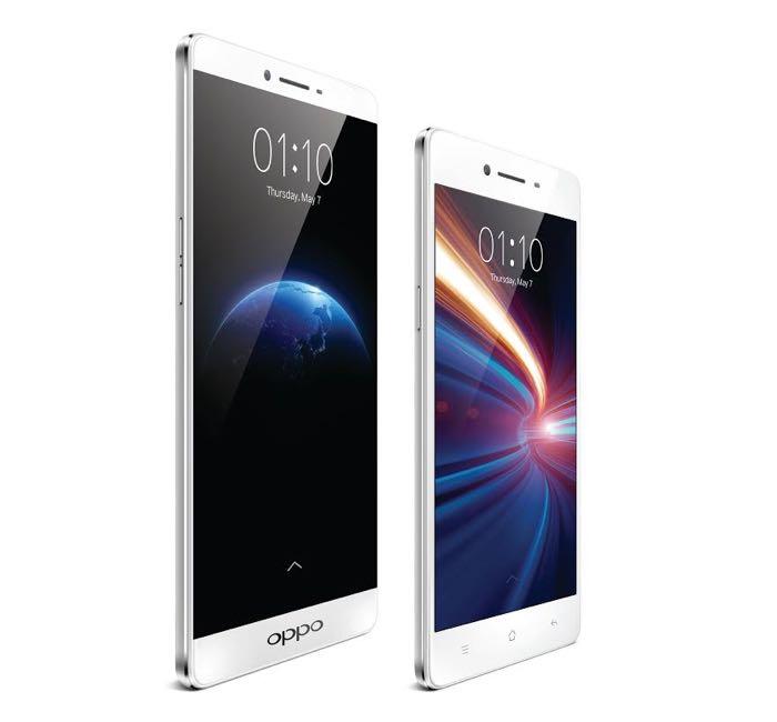 دو گوشی Oppo R7 و Oppo R7 پلاس در اواخر این ماه معرفی می شوند