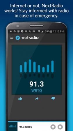 رادیو در موبایل شما قفل شده است