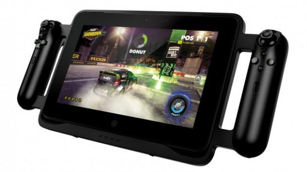 Razer از تبلت های مخصوص بازی رونمایی می کند