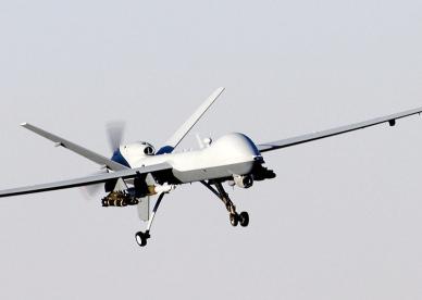 هواپیماهای بدون سرنشین نظامی ایالات متحده و آلوده شدن به ویروس ناشناخته