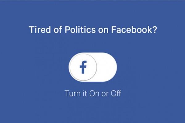 بلاک کردن پستهای سیاسی