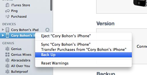 چگونه از iOS 6 به iOS 5 فلش بک بزنیم؟