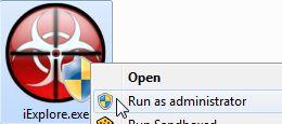 RKill-Run as Admin