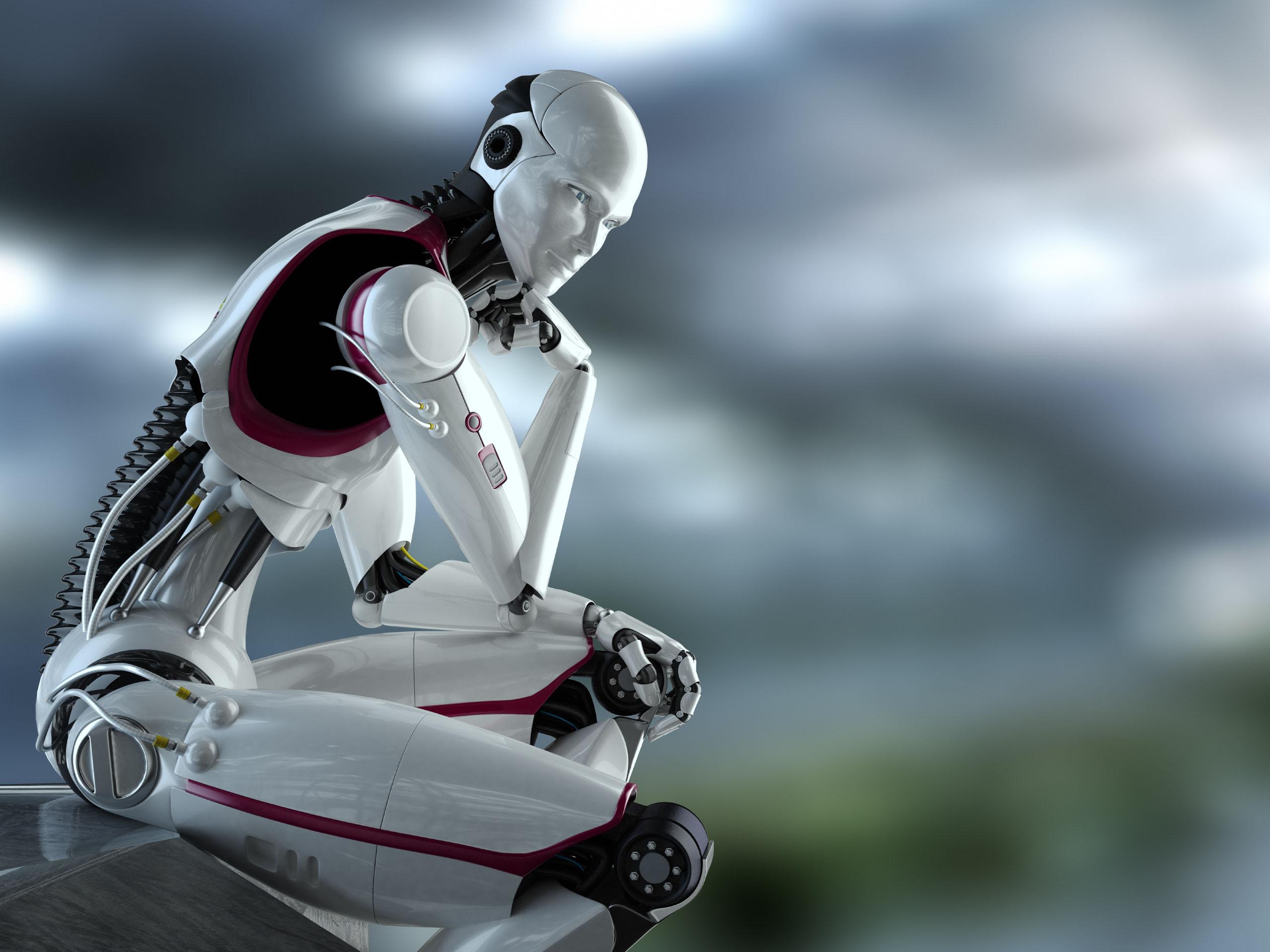 ربات ها می توانند از طریق حالات صورت احساس انسان ها را تشخیص دهند