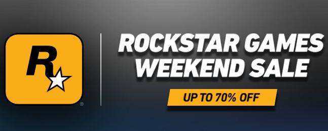 تخفیف ویژه بازی های شرکت Rockstar در Steam
