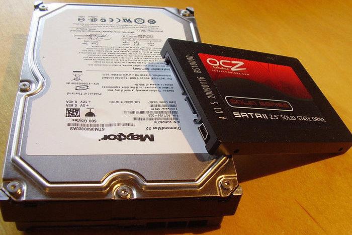 مقایسه دستگاه های ذخیره سازی : SSD در مقابل HDD