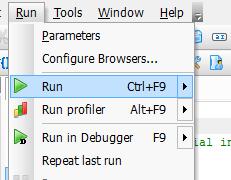 اجرای نرم افزار nusphere