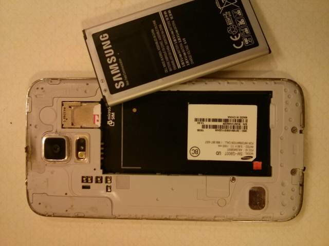 باز هم انفجار گوشی ؛ اینبار Samsung Galaxy S5