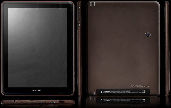 تبلت Archos 97 carbonمحصولی از سری Elements، ، قیمتی پایین و کیفیتی بالا