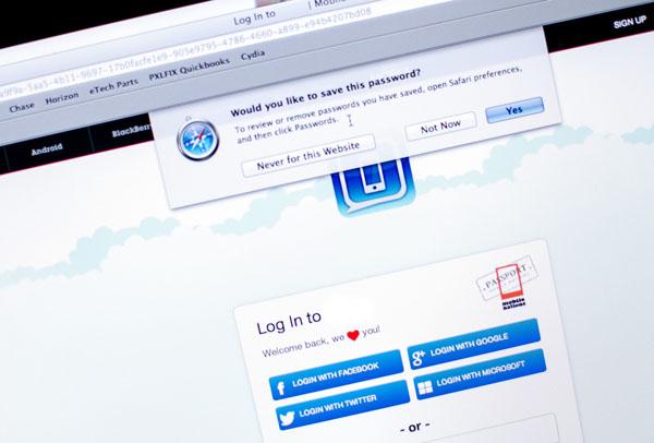 آموزش حذف دستی پسوردهای ذخیره شده Safari در سیستم عامل مک
