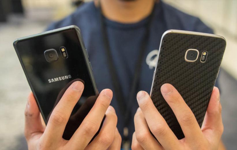 برتری های Galaxy Note 7 نسبت به Galaxy s7 چیست؟
