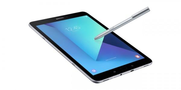 تبلت گلکسی تب اس ۳ سامسونگ با بلندگوی چهارگانه و قلم S-Pen پیشرفته معرفی شد