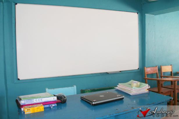 کاغذ الکترونیکی که جانشین تخته کلاس می شود