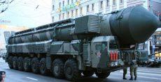 رونمایی از جدیدترین موشک بالستیک میان قاره ای روسیه