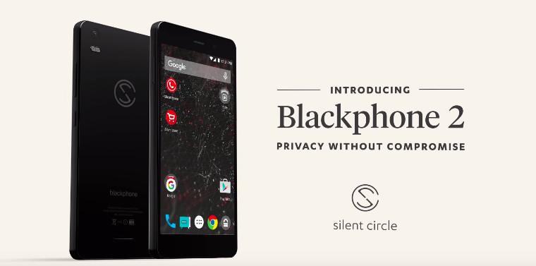 تلفن هوشمند Blackphone 2 معرفی شد