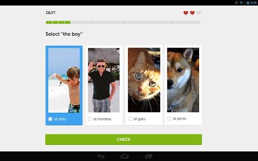 با Duolingo زبان های مختلف را رایگان بیاموزید